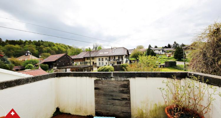 Bel appartement 4.5 pièces / 3 chambres / Balcon, véranda et jardin image 10