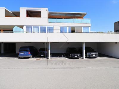 Appartement de 4.5 pcs avec terrasse de 82 m2 et jardin dhiver  image 1