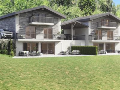 C-Service vous propose une villa jumelée de 5,5 pièce à Collombey  image 1