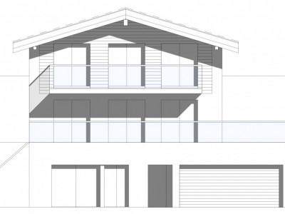 Villa individuelle de 5.5 pièces et 1 studio aux Neyres image 1
