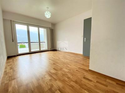 Appartement 3,5p entièrement rénové avec 2 balcons et vue image 1