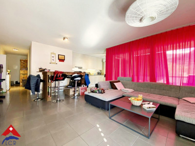 Superbe appartement 2.5 p / 1 chambre / SDB / Terrasse  image 1