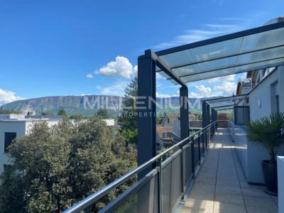 Duplex 6.5P avec terrasses à Confignon image 1