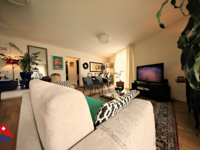 Magnifique appartement de 3.5 pièces / grand balcon / Minergie  image 1