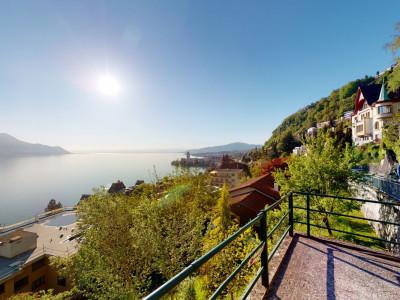 Exclusif - Maison de 7.5 pièces avec vue panoramique à Montreux image 1