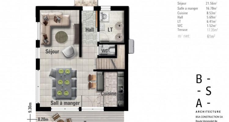 Les Cigales vous offrent un villa au prix dun appartement  image 3
