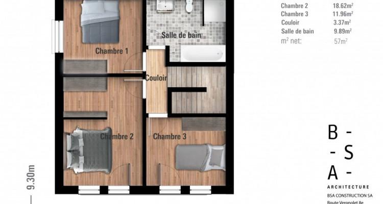 Les Cigales vous offrent un villa au prix dun appartement  image 4