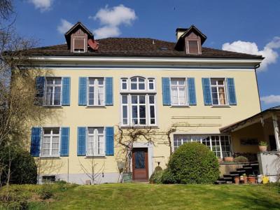 Geschichtsträchtiges Doktorhaus in grosszügigem, romantischem Garten image 1