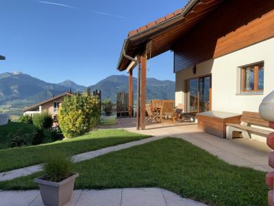 Magnifique villa individuelle avec très beau jardin et vue panoramique image 1