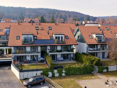 Sublime appartement avec vue lac et montagnes / Terrasse avec jardin  image 1