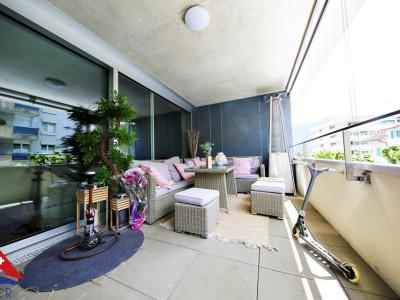 Magnifique appartement récent 3.5 p / 2 chambres / 2 SDB / Terrasse  image 1