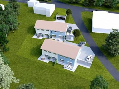 Permis de construire délivré - Devenez propriétaire votre villa de 5,5 pièces dès 1450.-/mois tout compris* à 10 minutes dOron-la-Ville image 1