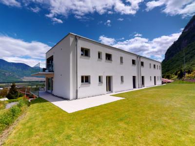 Superbe appartement neuf avec jardin sur les hauts de Vouvry image 1