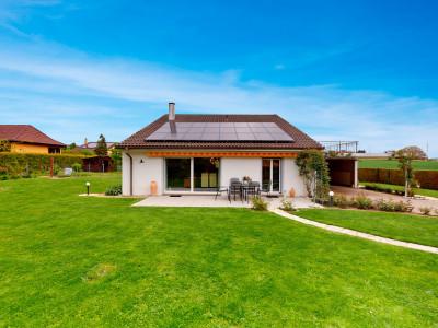 Belle maison individuelle avec grand jardin à Grandcour ! image 1