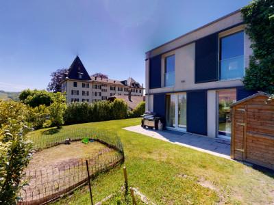 Jolie maison mitoyenne en label Minergie à Lucens image 1