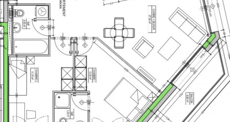 C-Service vous propose un appartement de standing de 3,5 pièces ! image 10