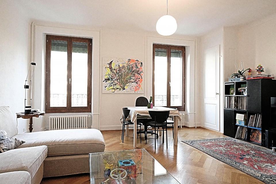 Appartement 4 pièces à louer à Genève CHF 3'300.- - Justimmo
