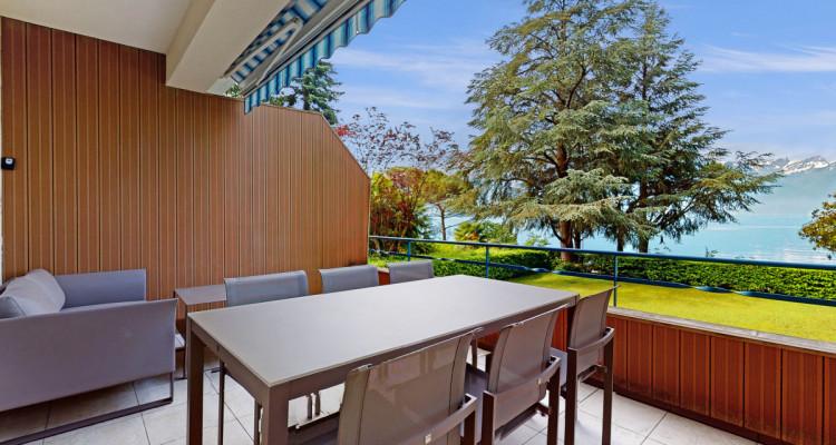 Exceptionnel - luxueux appartement pied dans leau à Montreux image 8