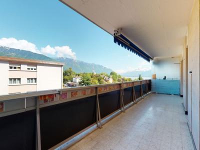Appartement de 2,5 pièces avec vue sur le lac à Clarens image 1