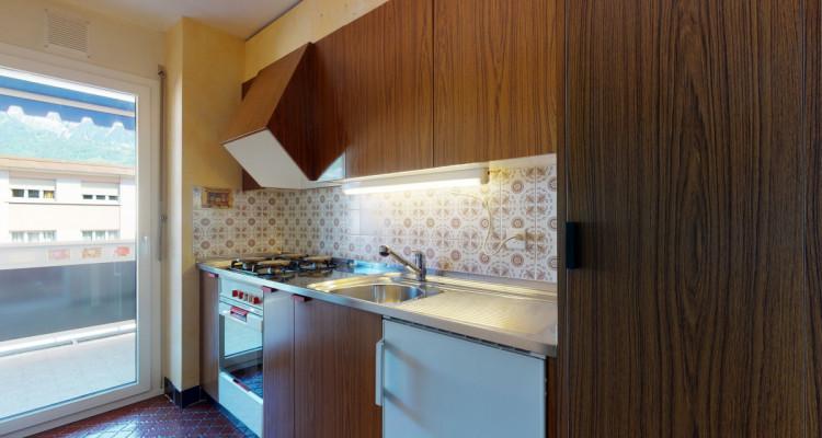 Appartement de 2,5 pièces avec vue sur le lac à Clarens image 6