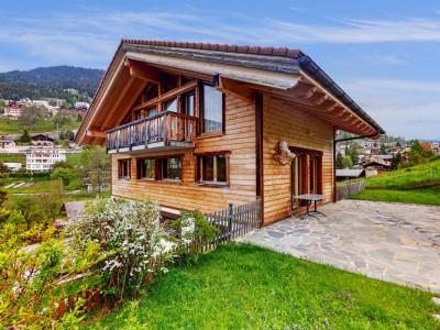 Exclusif - Splendide appartement 3.5 pces avec vaste terrasse à Leysin image 1