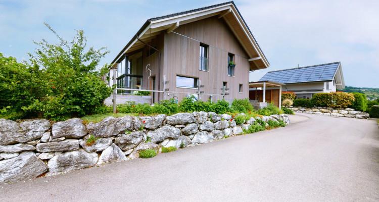 Hochwertiges und grosszügiges 5½ Zimmer Minergiehaus mit viel Komfort image 1