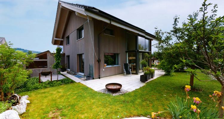 Hochwertiges und grosszügiges 5½ Zimmer Minergiehaus mit viel Komfort image 2