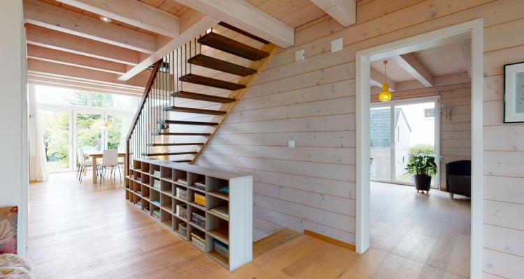 Hochwertiges und grosszügiges 5½ Zimmer Minergiehaus mit viel Komfort image 3