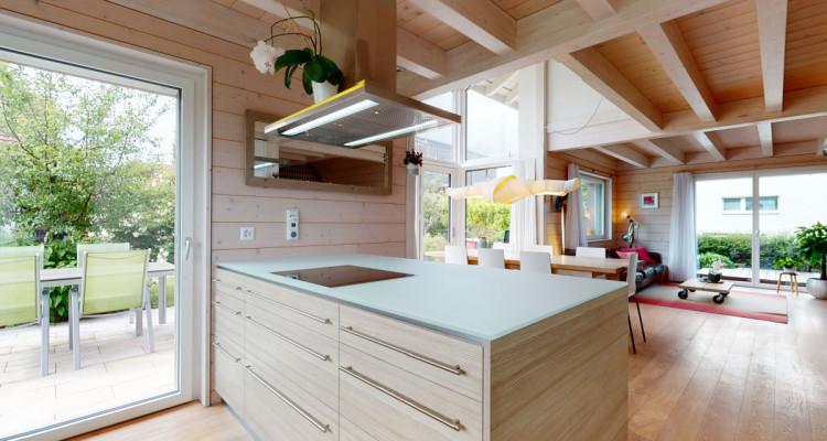 Hochwertiges und grosszügiges 5½ Zimmer Minergiehaus mit viel Komfort image 10