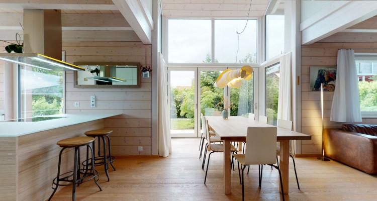 Hochwertiges und grosszügiges 5½ Zimmer Minergiehaus mit viel Komfort image 11