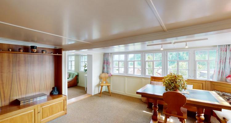 Schmuckes 7 Zimmer Strickerei-Haus mit Charme image 5