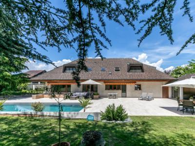 Très belle villa individuelle à Duillier image 1