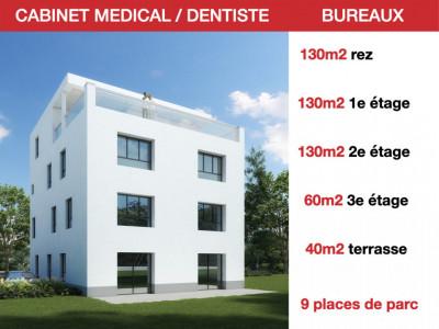 CABINET MEDICAL/DENTISTE - LOCAUX COMMERCIAUX - AUTOROUTE - RENDEMENT image 1