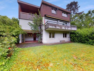 Seltene Gelegenheit - 6½ Zimmer Einfamilienhaus angrenzend an die Aare image 1