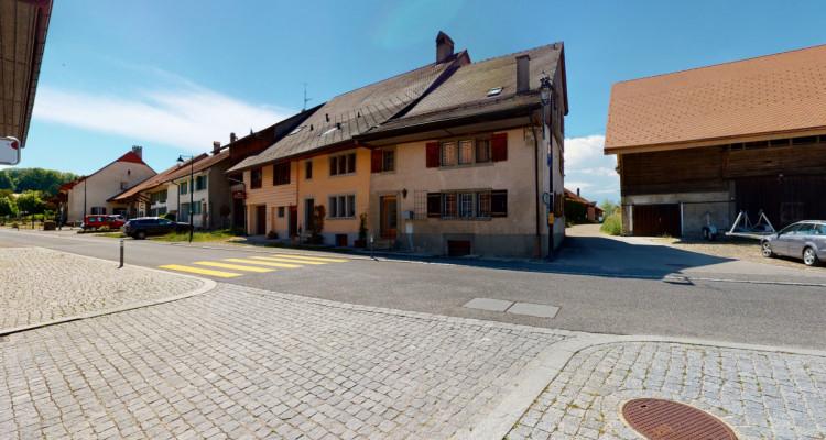 Maison dhôte et appartement de rendement à 2 pas du golf de Vuissens! image 3
