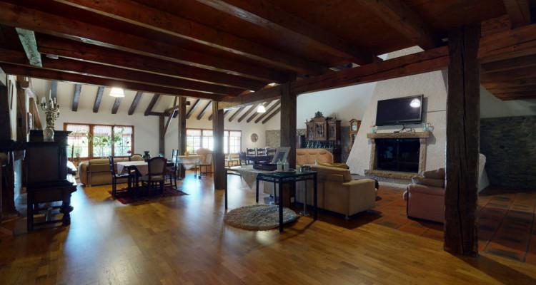 Maison dhôte et appartement de rendement à 2 pas du golf de Vuissens! image 8