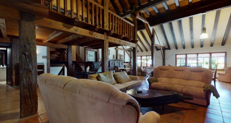 Maison dhôte et appartement de rendement à 2 pas du golf de Vuissens! image 9