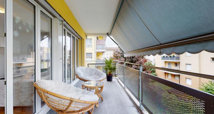 Magnifique 4.5 pces au calme avec grand balcon à Villeneuve image 1