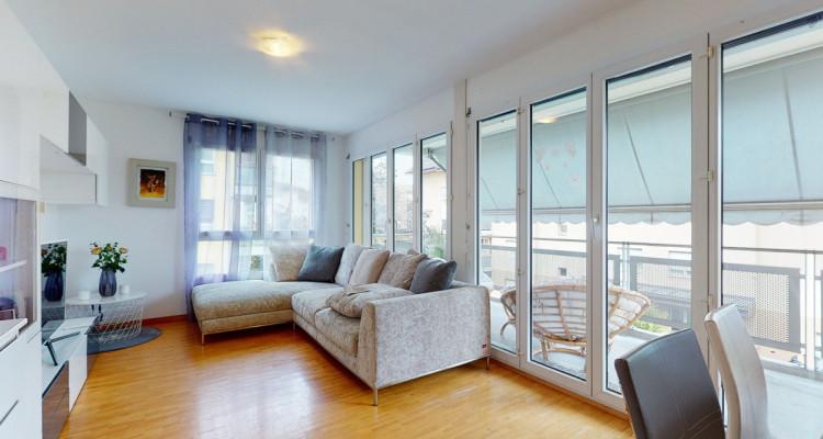 Magnifique 4.5 pces au calme avec grand balcon à Villeneuve image 2