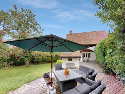 Maison individuelle  avec grand jardin à Villars-Tiercelin ! image 1