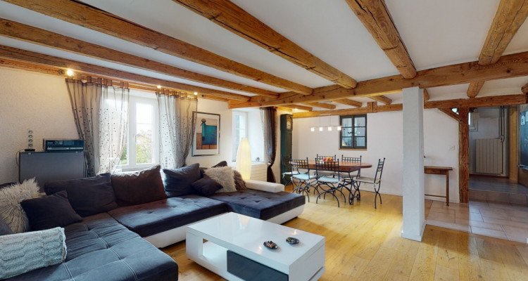 Maison individuelle  avec grand jardin à Villars-Tiercelin ! image 4