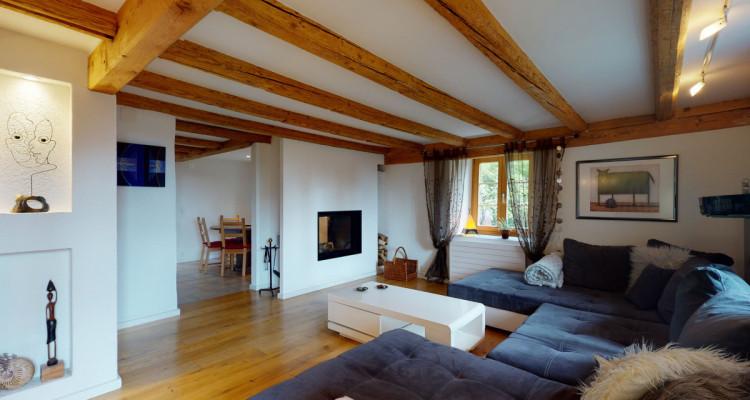 Maison individuelle  avec grand jardin à Villars-Tiercelin ! image 5
