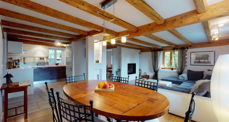 Maison individuelle  avec grand jardin à Villars-Tiercelin ! image 10