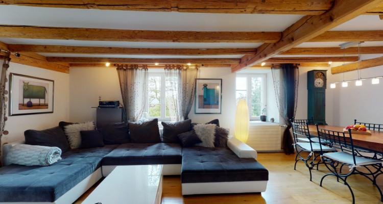 Maison individuelle  avec grand jardin à Villars-Tiercelin ! image 12