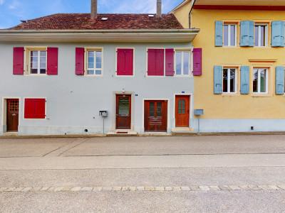 Ancienne maison de vigneron à Bonvillars ! image 1