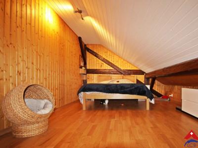 Magnifique 2p avec mezzanine // 1 chambre mansardée // 1 SDB  image 1