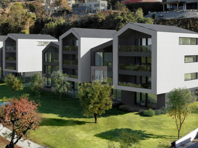 Appartement 3,5p neuf au rdc avec 2 terrasses et jardin image 1