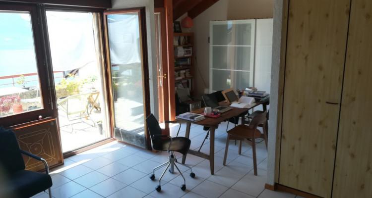 Montreux - Appartement de 2 pièces à louer avec superbe vue image 5