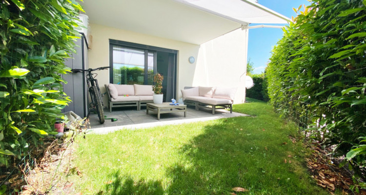 Splendide appartement 4.5 p / 3 chambres / 2 SDB / Jardin image 1