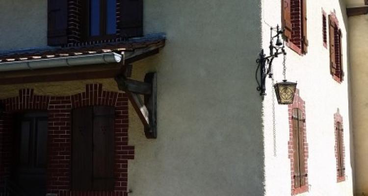 Charmante Maison de village de 4 pièces à St-Cergues image 1